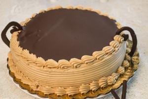 Mocha Java Torte