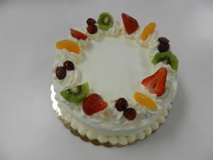 Whipped Cream Torte