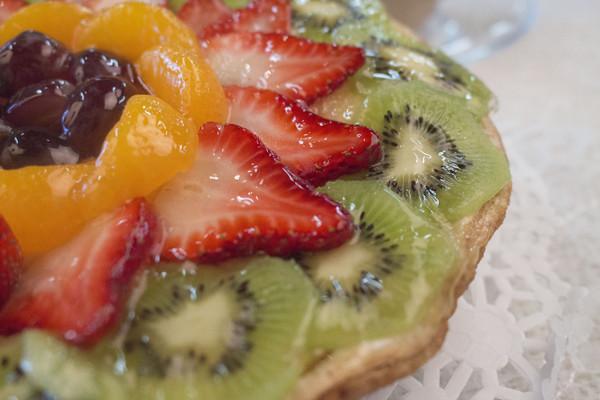 """Fruit Tart (8"""")"""