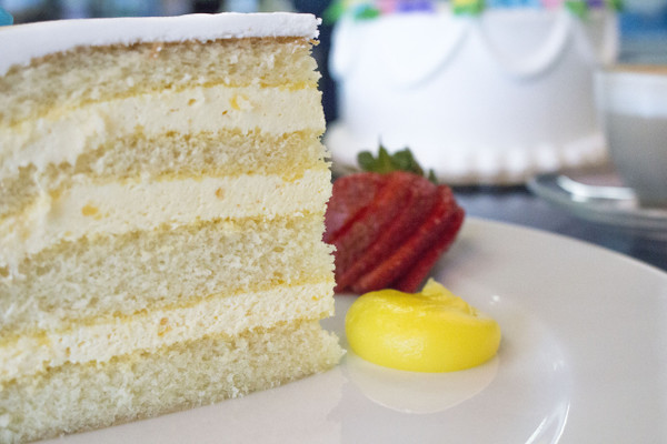 Custom Double Layer Cake