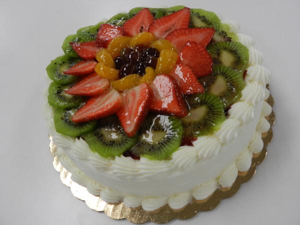 Fresh Fruit Torte