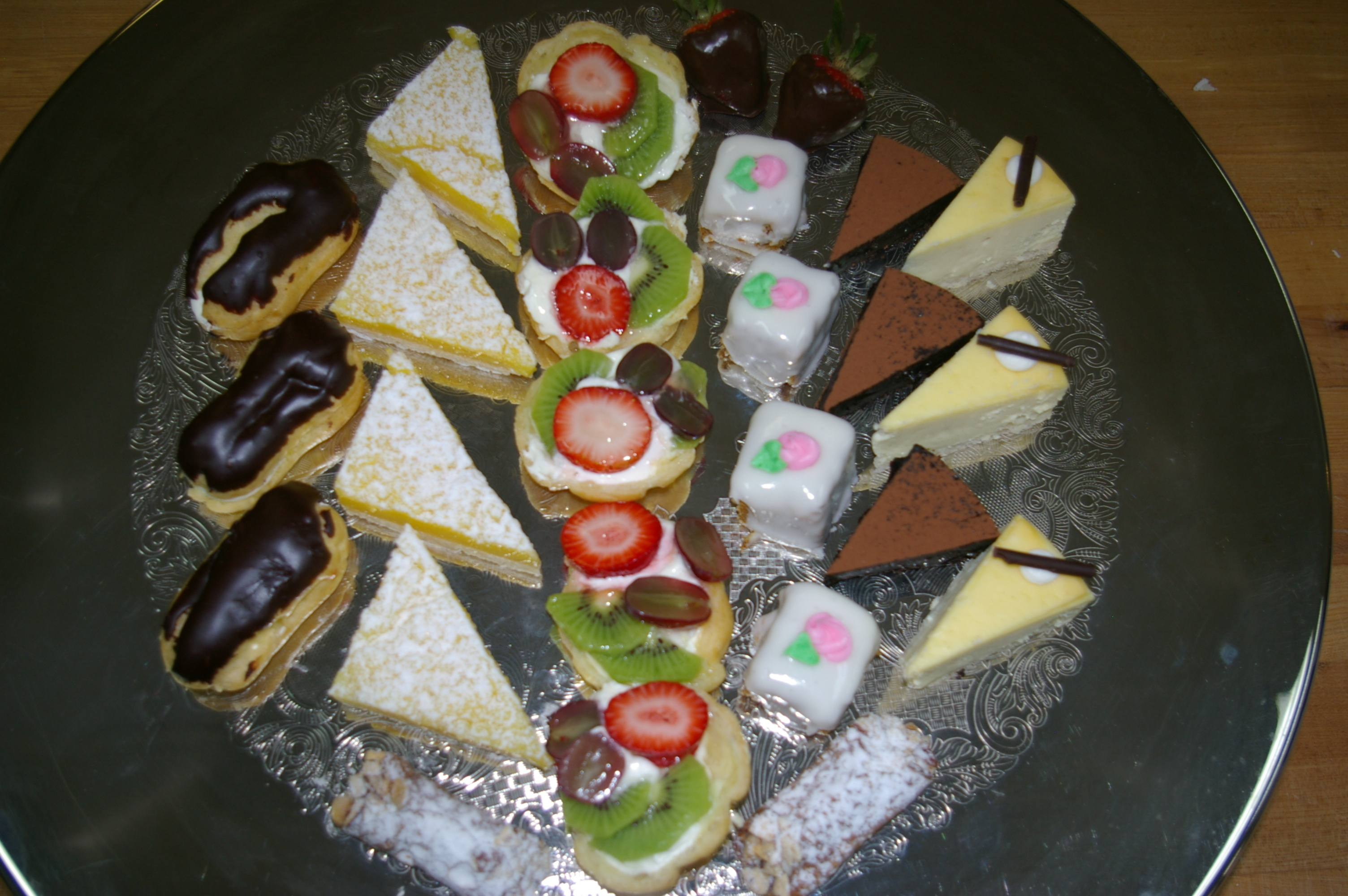 See our Petite Fours selection