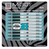 Zebra Pen Mechanical Pencils M301, 9 Pack ( 12118)
