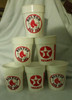 Collectible Texaco/Boston Red Sox Tumblers set of 6