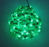 10'' White,Red,or Green Spun Tube Light Ball 100 Lights (197-92709005)