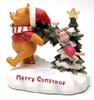 Roman Disney Collection: Lighted Pooh & Piglet with Tree (rdc553)