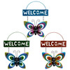 Metal Welcome Signs Mix n' Match (283698)