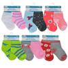 Baby Colorful Socks, 2-ct. Packs Dozen Deal