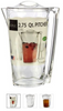 Creative Ware 2.75-Qt. Acrylic Ice Block Pitcher & Cover (BJ-ICE04 )