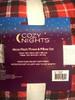 Cozy Nights Micro Plush Throw & Pillow set