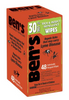 Ben's 30% DEET Tick & Insect Repellent Wipes, 48 ct. ( 0006-7095 )