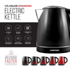 Chefman Color Changing Electric Kettle - Black ( RJ11-17-CC )