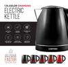 Chefman Color Changing Electric Kettle - Black ( RJ11-17-CC )