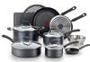 T-fal 14-Piece Forged Non-Stick Cookware Set ( H125SEDI