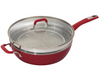 "Bialetti Aeternum 12"" Deep Saute Pan with Stainless Steel Steamer Insert ( 95448 )"