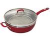 "Bialetti Aeternum 12"" Deep Saute Pan with Stainless Steel Steamer Insert ( 95448 )"