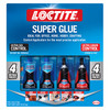 Loctite UltraGel/Ultra Liquid Super Glue 4 pack