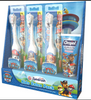 Arm & Hammer Kid's Spinbrush Paw Patrol Electric Toothbrush, 3 pk., with Orajel Anticavity Fluoride Toothpaste, 4.2 oz. ( 66878-50236 )