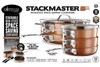 Gotham Steel Stackmaster Cookware, 10 pc. ( 2874 )
