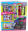 Scentos Chalk-A-Doos 105-Pc. Sidewalk Art Chalk Kit ( 233884)