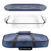 Anchor Hocking 3-Pc. Bake Tote Set (12135L20PDQ )