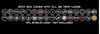 Sporticulture Team Pride Car Door Light ( CARDLNFL )