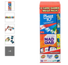 Mattel Mega Card Game, 8-pack 3261904