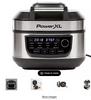 PowerXL 6-Qt. Grill AirFryer Combo ( PXL-GAFC)