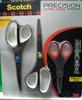 Scotch Precision Ultra Edge Scissors 3 pc Set ( 702865)