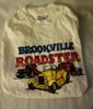 Brookville Roadster Men Tee Shirt by Hanes (42-44)