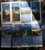 Vintage AAA State Series Road Maps Buy the lot of 8