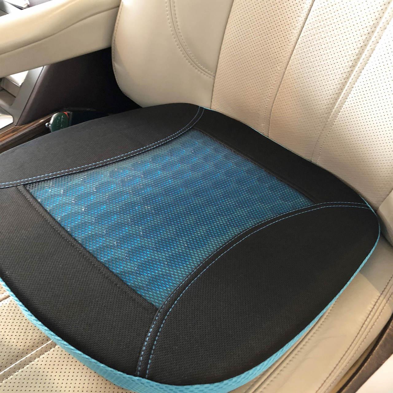 Myride 2 In 1 Memory Foam Gel Seat Cushion