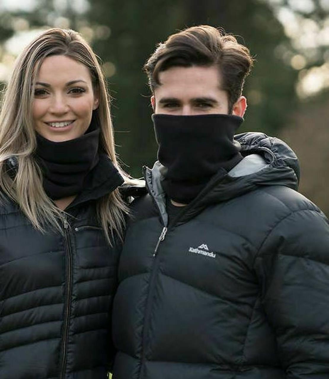 Bula Polartec Fleece Neck Warmers 2 Pack Brand New