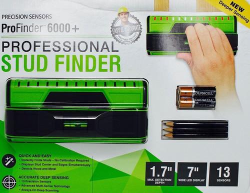 Precision Sensor Pro finder 6000+ Professional Stud Finder (1176156)