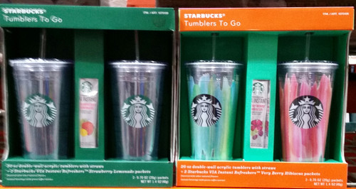 Starbucks 20 Ounce Insulated Tumbler(with Straw) (7553)