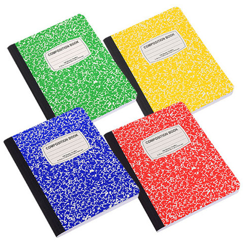 Composition Notebooks (20585)