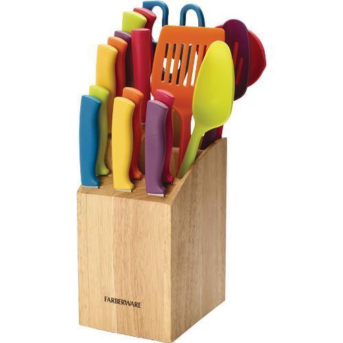 Farberware 5155197 18 Piece Cutlery/Utensil Set (5155197)