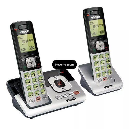 VTech 2 Handset Cordless Answering System