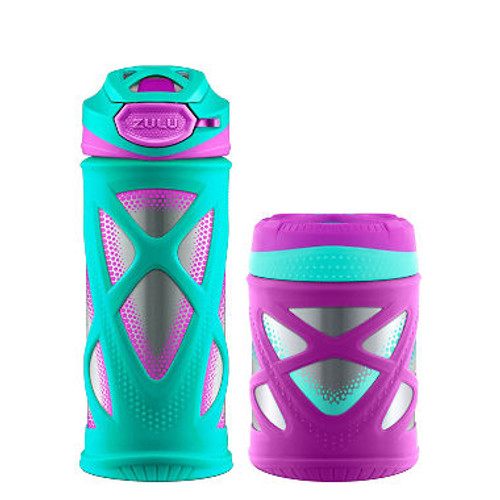 Zulu Kids Water Bottle and Canister Set ( 438-2451-900)