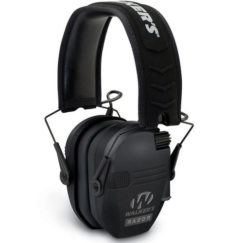 Walker's Game Ear Razor Series Electronic Folding Earmuffs (EAR-18-007/GWP-RSEM)