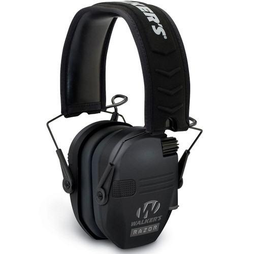 Walker's Game Ear Razor Series Electronic Folding Earmuffs (EAR-18-007/GWP-RSEM)