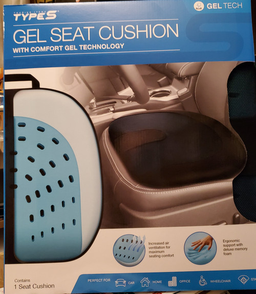 Winplus Type S Comfort Gel Seat Cushion