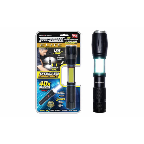 Bell+Howell TacLight Elite LED High-Performance Flashlight (160512 )