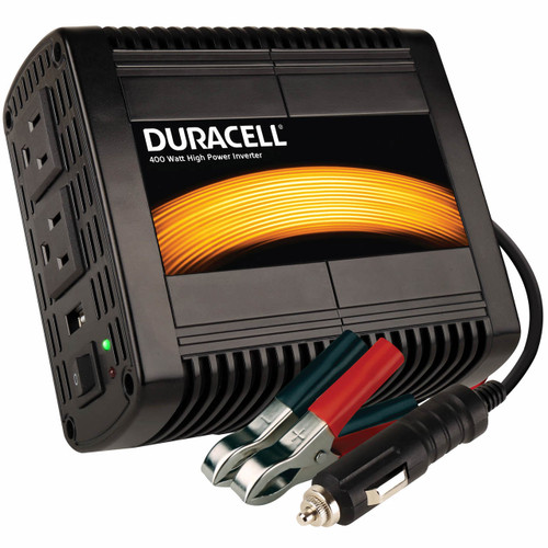 Duracell 400W Power Inverter (DRINV400 )