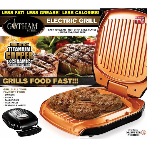 Gotham Steel Electric Grill ( 2053FES )