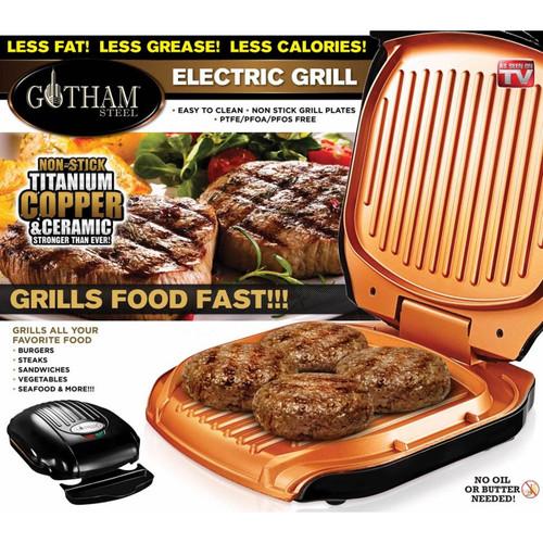 Gotham Steel Electric Grill ( 2053FES )