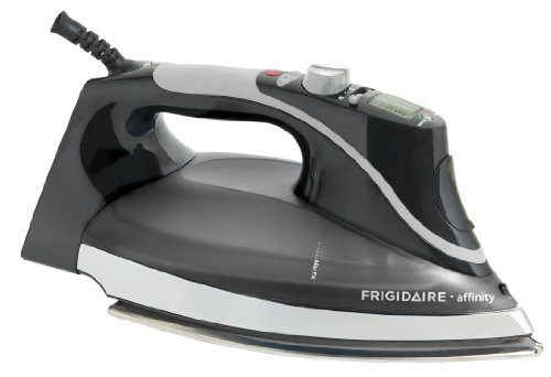 Frigidaire Affinity Steam+Pro LCD Iron (Classic Black) (134065) (