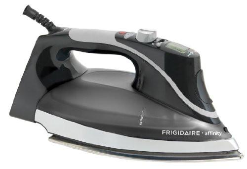 Frigidaire Affinity Steam+Pro LCD Iron (Classic Black) (134065) (