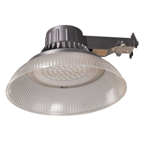 Honeywell 5000 Lumen LED Utility Light - Gray (MA095052-40C)