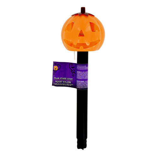 Halloween Solar Stake Light Mix n' Match (276768)
